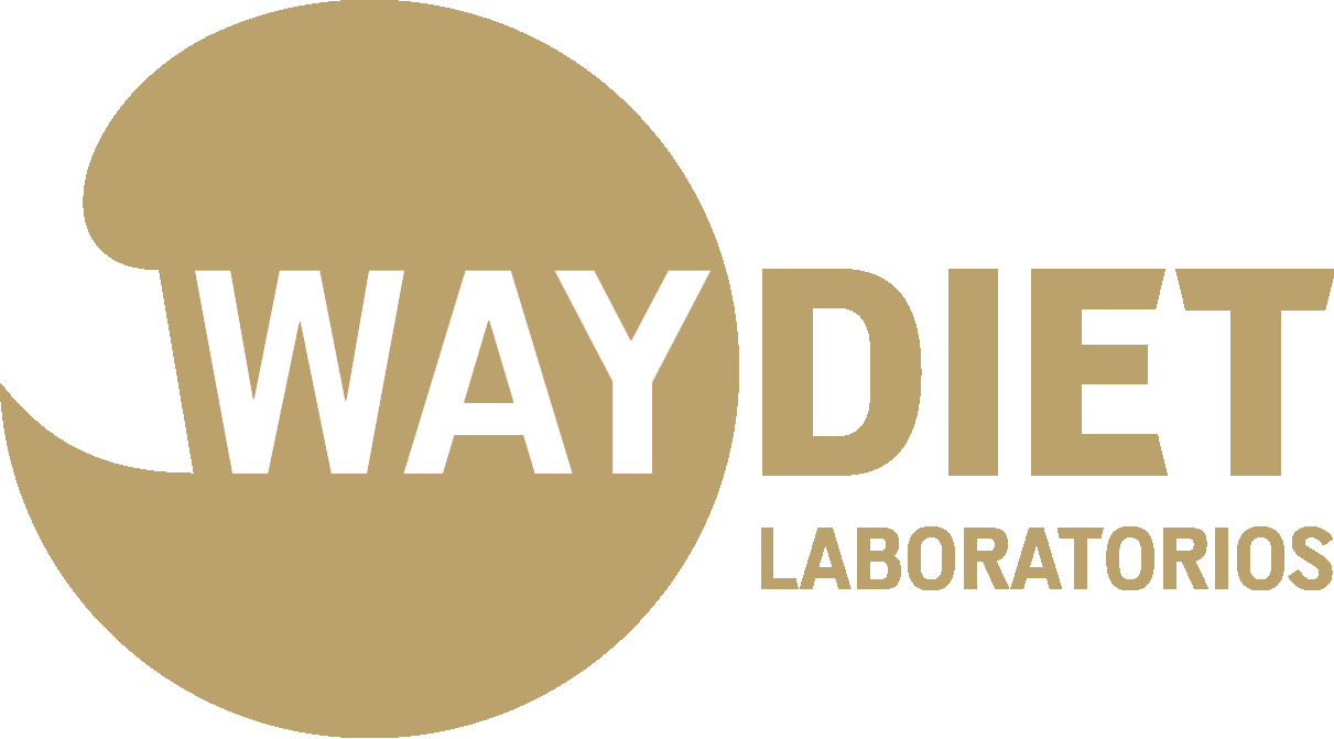 WAY DIET LABORATORIOS dorado
