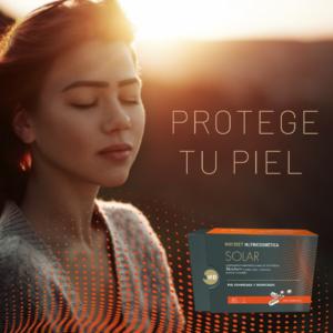 protectores solares en capsulas
